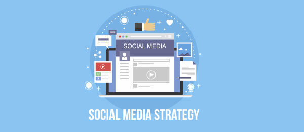 Implementing a strong social media strategy